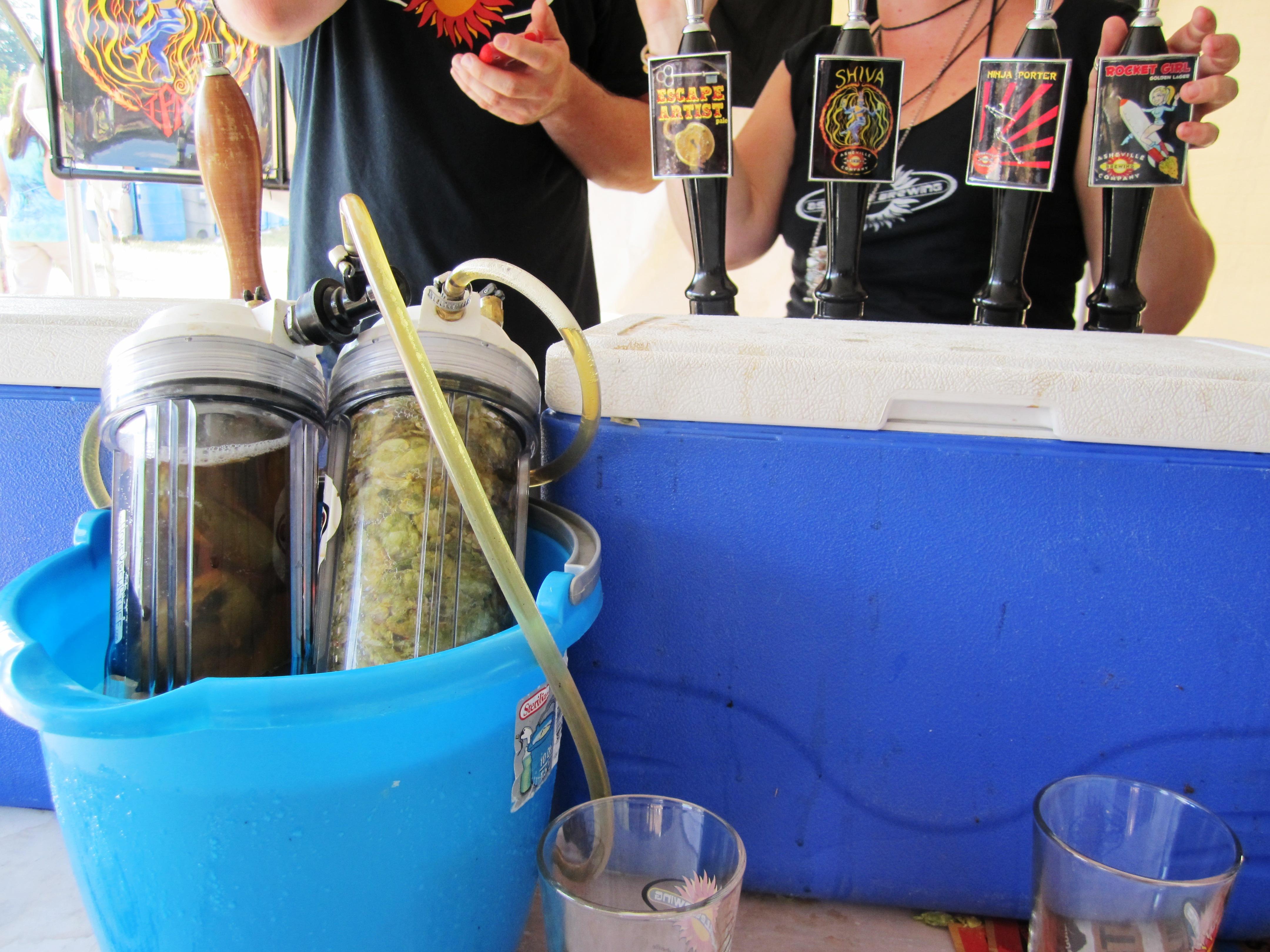charlotte oktoberfest beer festival