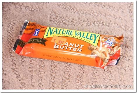 Nature Valley Peanut Butter Bar