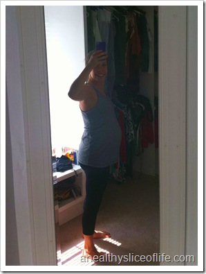 27 weeks pregnant exercise