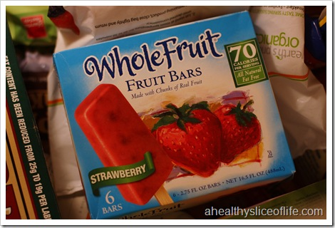 Whole Fruit Bars