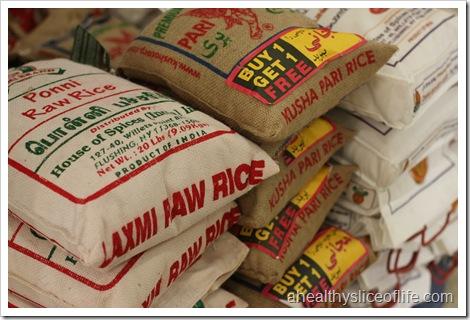 bulk rice