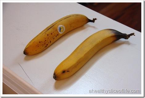 clearly fresh banana bag comparison 3