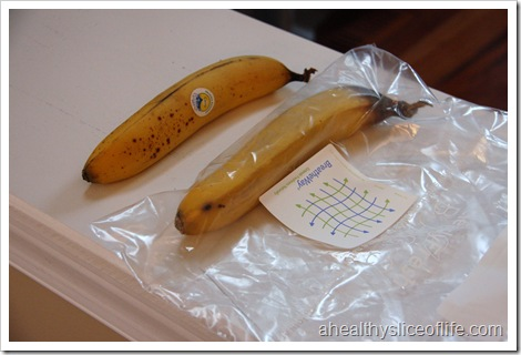 clearly fresh banana bag comparison