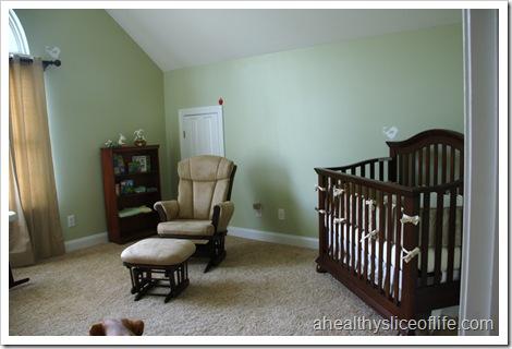 nursery right wall