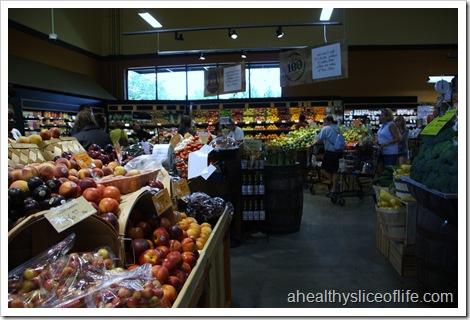 EarthFare Huntersville Produce Section