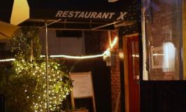 Restaurant X Date Night