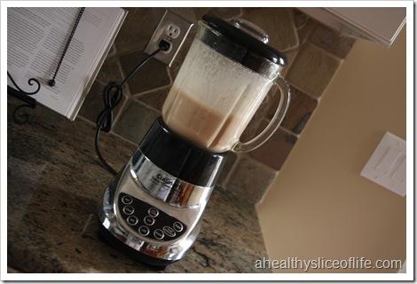 juice plus chocolate shake