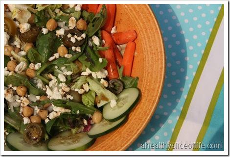 salad monster