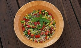 Summer Vegetable & Barley Salad
