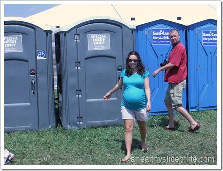 warrior dash huntersville nc bathrooms