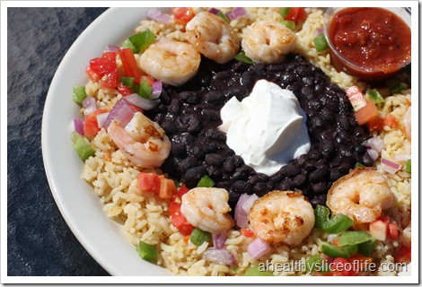 Canyons Restaurant- Blowing Rock NC- Beans and Rice