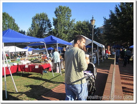 Davidson NC farmers market