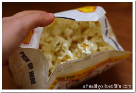 100 calorie popcorn