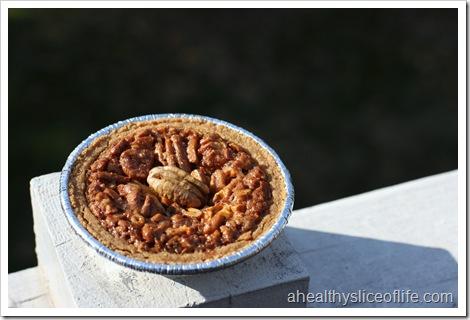 Mini Pecan Pies- mini pie 1