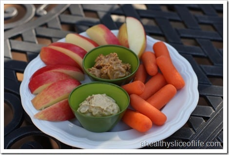 Wild Squirrel Peanut Butter and Apples
