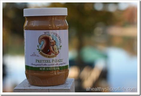 Wild Squirrel Pretzel Pizazz Peanut Butter