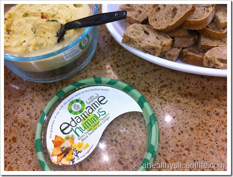 Eat Well Enjoy Life Edamame Hummus
