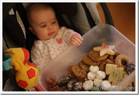 Hailey wants cookies