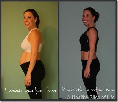 1 week to 4 months postpartum 3