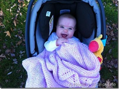 Hailey at park