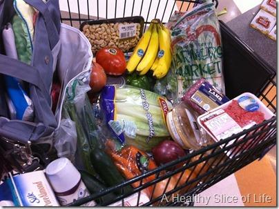 Harris Teeter Grocery Shopping