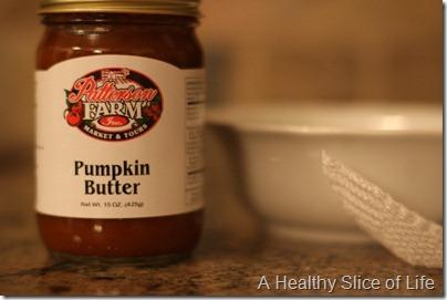 Patterson Farm Mooresville NC Pumpkin Butter