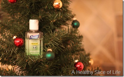 Purell for tree sap