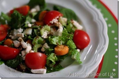 dinner side salad