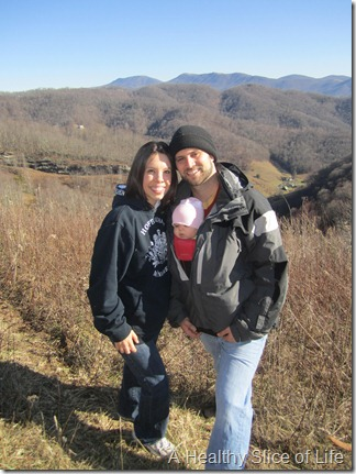 family hike boone nc
