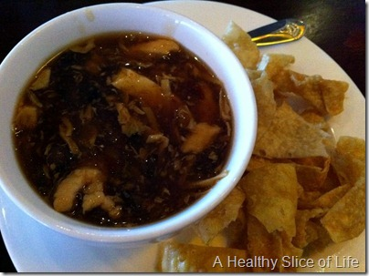 Fusion Bowl Mooresville NC hot and sour soup