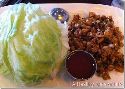 Fusion Bowl Mooresville NC lettuce wraps