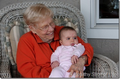 Grandma Betty and Hailey