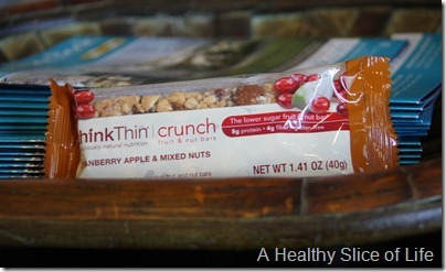 ThinkThin crunch