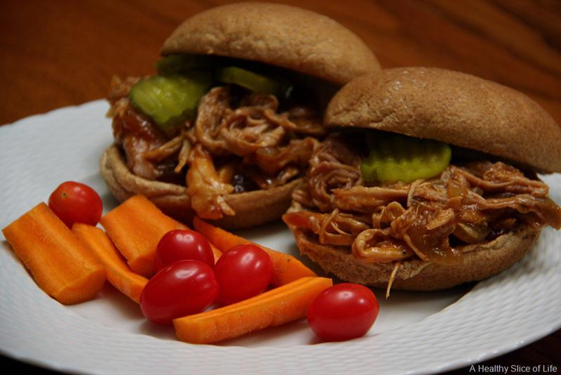 Slow Cooked Pork Barbeque Recipe — Dishmaps