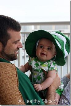 Destin Hailey St Patricks