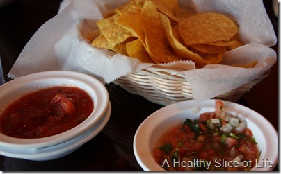 Si Senor Mooresville NC chips and salsa