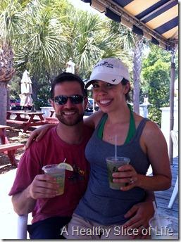 Hilton Head Island 2012- David and Brittany