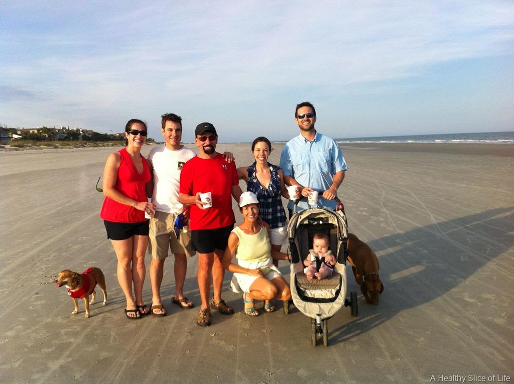 Hilton Head Family Vacation 2012