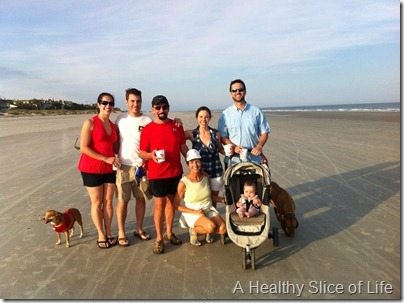 Hilton Head Island 2012- family beach picture