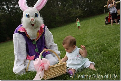 creepiest Easter Bunny ever