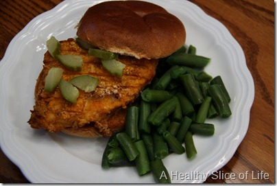 Homemade Chickfila-