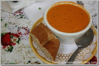 Savannah- Soho Tomato Bisque
