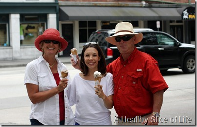 Savannah - ice cream