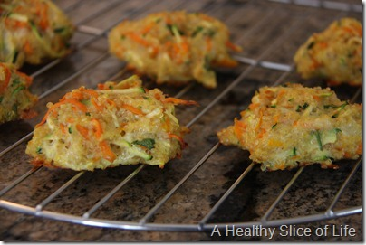 Vegetable Quinoa Biscuits for Baby- baked
