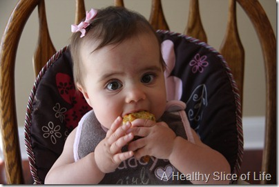 Vegetable Quinoa Biscuits for Baby- testing