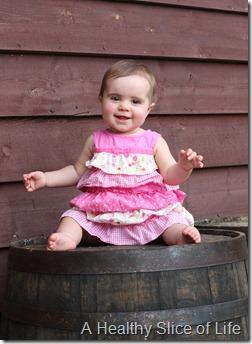 9 months old- barrel