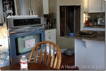 Friday randoms- disaster kitchen
