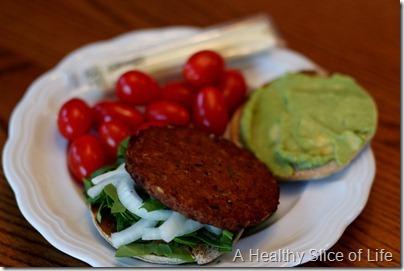 Morningstar Farms Spicy Black Bean Burger