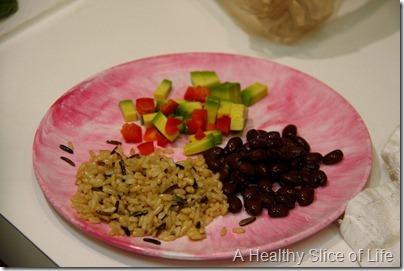 Bald Head Island- Munchkin meals dinner 2
