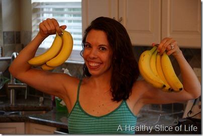 DOLE banana party- I went bananas